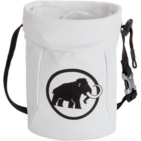 Mammut Realization Chalk Bag bright white